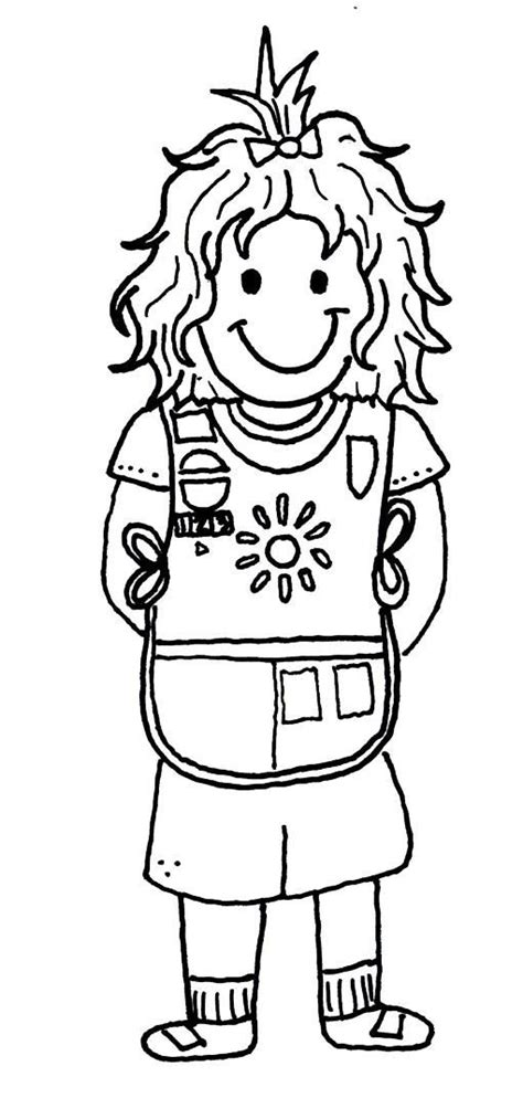 sunny daisy coloring page girls scouts sunny the sunflower sheets coloring pages