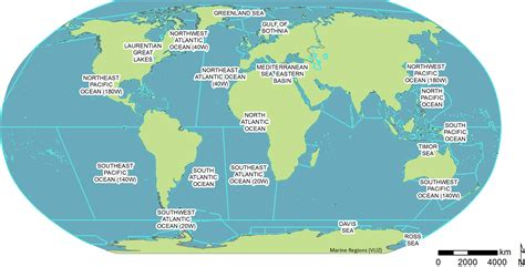map world seas what are the seas of the world www pixshark images
