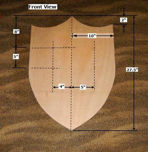woodworking shield best 25 shields ideas on