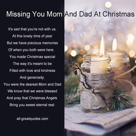 dad quotes missing   christmas quotesgram