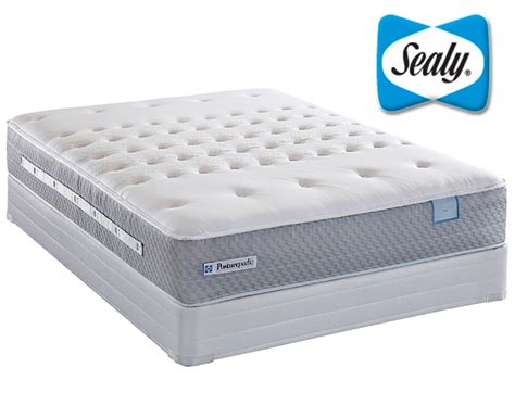 Mattress Warranty Sealy by Sealy Posturepedic Plush Innerspring Mattress Sealy