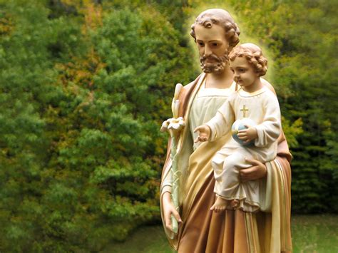 St Joseph S Mba by Catholic Wallpapers Christi Religious Order