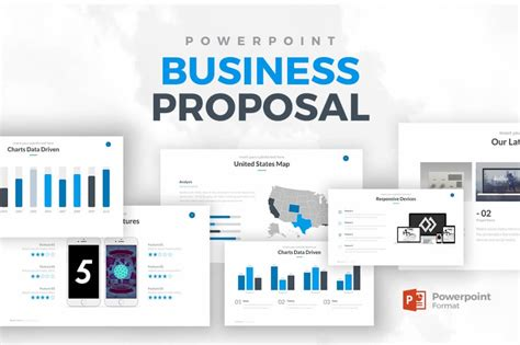 Proposal Ppt Template Modern Business Plan Powerpoint Template Free Keynote Business Plan Modern Business Plan Template