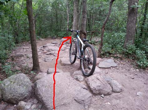 how to start a rock garden rock gardens archives mountain bike skills network