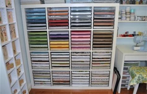 Craft Paper Storage Ideas - 1000 images about craft organization on my