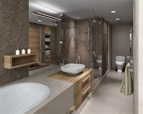 Modern Contemporary Bathroom by Bathroom Ideas Contemporary Bathroom Vancouver By
