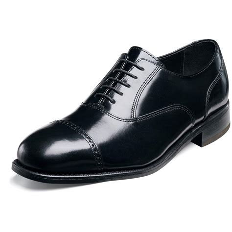 mens dress oxford shoes s florsheim 174 cap toe oxford shoes 185725