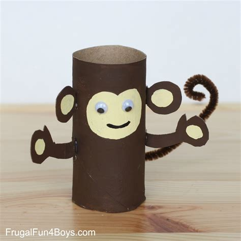 paper rolling craft paper roll animals