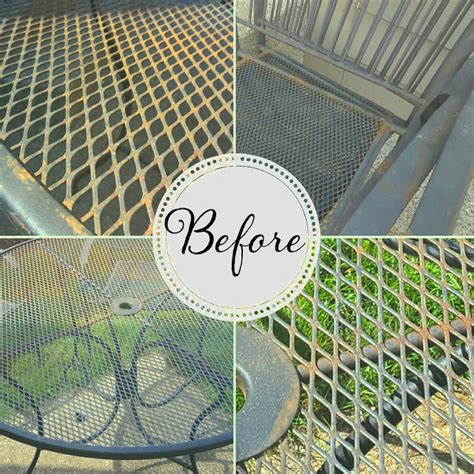 how to refinish wrought iron patio furniture how to refinish wrought iron patio furniture so much to make