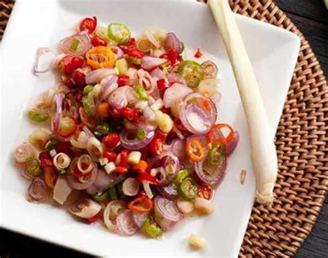 Minyak Goreng Happy Salad resep sambal matah khas bali resepkoki co