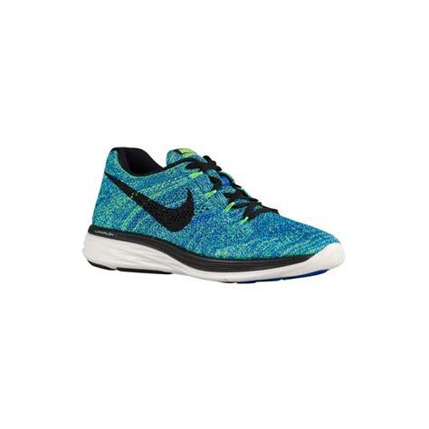 Nike Racer Flyknit 3 nike lunar racer 3 nike flyknit lunar 3 s running shoes racer blue voltage green