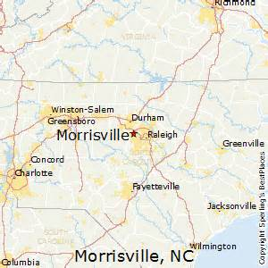 best places to live in morrisville carolina
