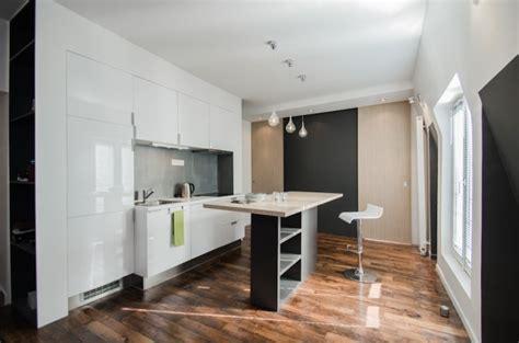 bar s駱aration cuisine salon creer un comptoir bar cuisine trouver un espace cuisine