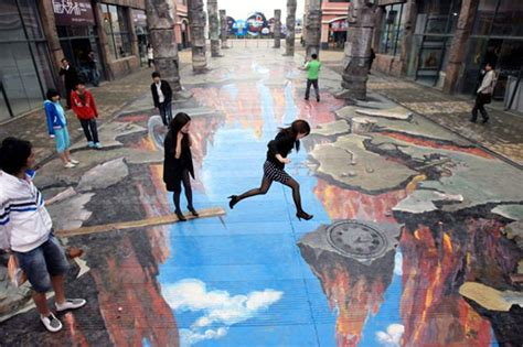 Home Design Store Barcelona by Street Art Amazing Optical Illusions Online Find A