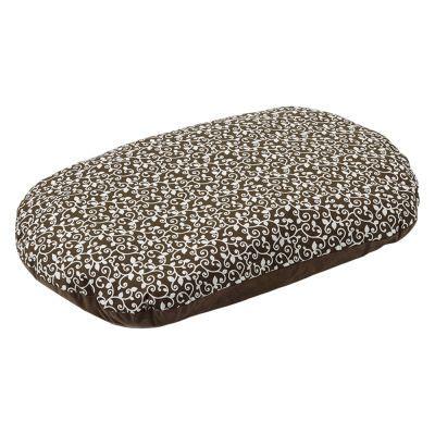 cuscini di farro cuscino di farro per gatti aum 252 ller barock marrone zooplus
