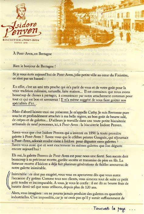Exemple De Lettre Commerciale Pour Vendre Un Produit doc mailing