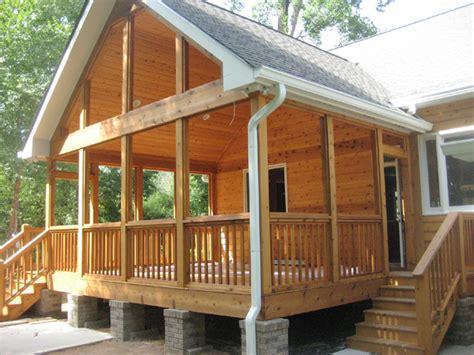 decks and porches porches decks norm hughes homes