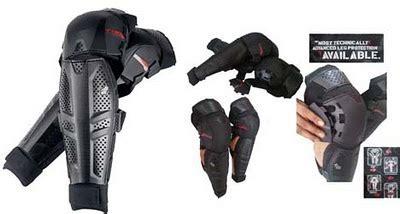 Decker Fox Standard Pelindung Protector Siku Tangan Limited 1 mutiara motor racing decker protector