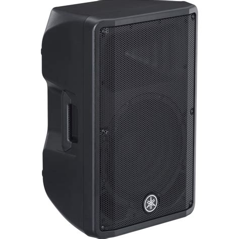 Speaker Yamaha Cbr 15 yamaha cbr12 12 passive pa speaker at gear4music