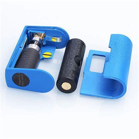 Authentic Hugo Squeezer Bf Squonk Mechanical Box Mod authentic hugo squeezer blue 10ml 20700 bf squonk