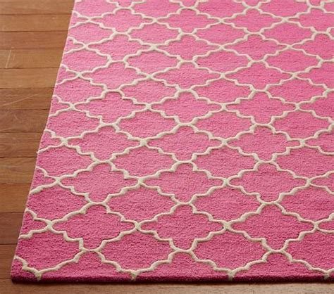 pink rug for room rug pottery barn