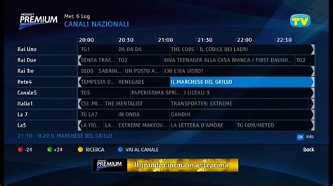 porta scheda mediaset premium telesystem ts7500hd mediaset premium on demand digital news