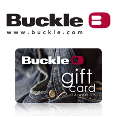 Buckle Gift Card - buckle gift cards at giftbasketstation com