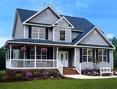 american house types of houses