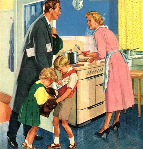 femme au foyer 1960 1950s family thinglink