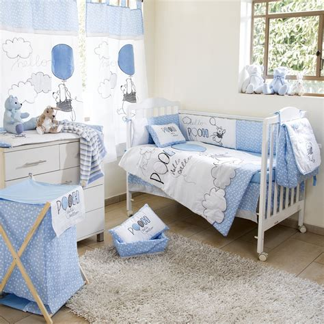 Baby Nursery Decor Canada Blue Winnie The Pooh Baby Bedding Suntzu King Bed Classic But Popular Winnie The Pooh Baby