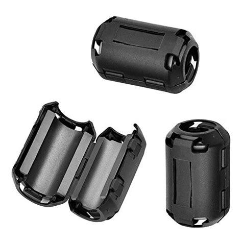 ferrite bead filter design ferrite yamay 10 pack snap on 15mm ferrite cord