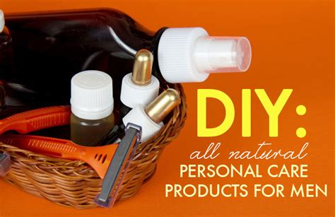 homemade europe diy design genius diy homemade all natural personal care products for men