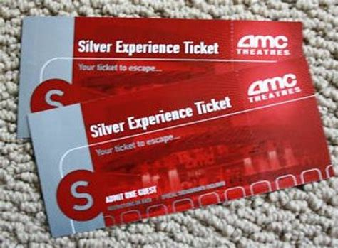 Do Amc Gift Cards Expire - free amc movie theater silver passes gift cards listia com auctions for free stuff