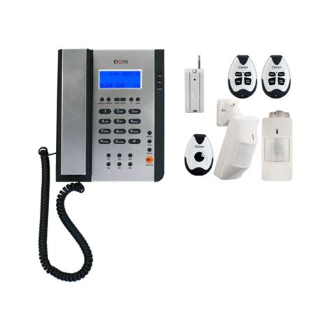 wda kit wireless alarm phone system