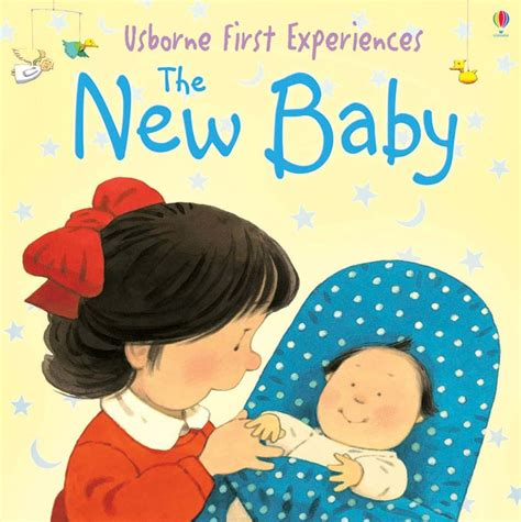 books with pictures of babies the new baby at usborne children s books