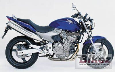 2003 honda cb 600 s hornet s specifications and pictures