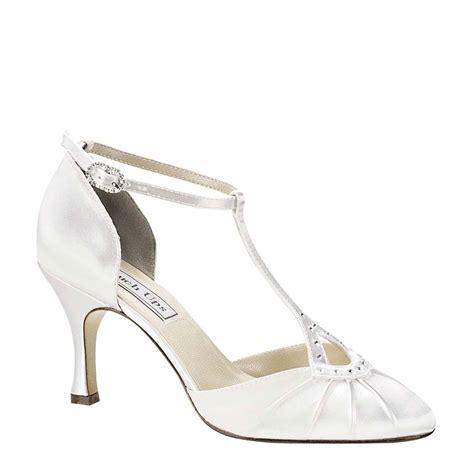 wedding sandals s white satin t keyhole bridal wedding