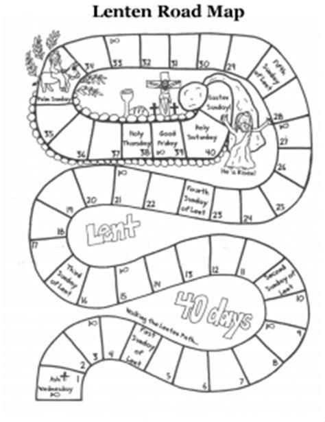 lent coloring pages for kindergarten roadmap through lent children s ministry
