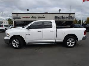 Steps For Dodge Ram 1500 2014 Dodge Ram 1500 Slt Side Steps Bluetooth Sat Radio