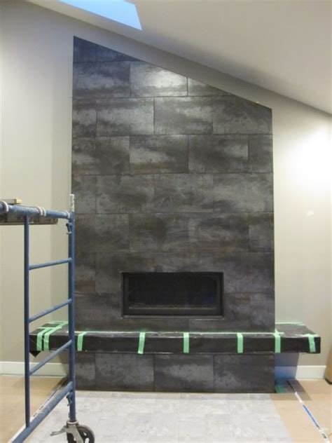 fireplace feature walls images  pinterest