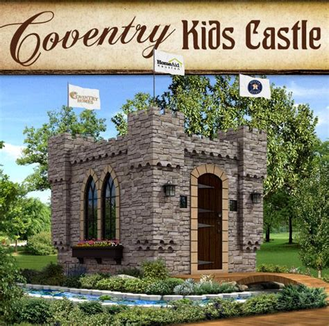 backyard castle 25 best ideas about castle playhouse on pinterest