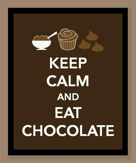 printable chocolate quotes 18 best funny chocolate quotes images on pinterest