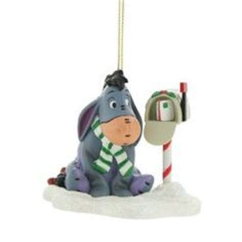 disney magic grolier tree ornament figurine eeyore of winnie the pooh ebay