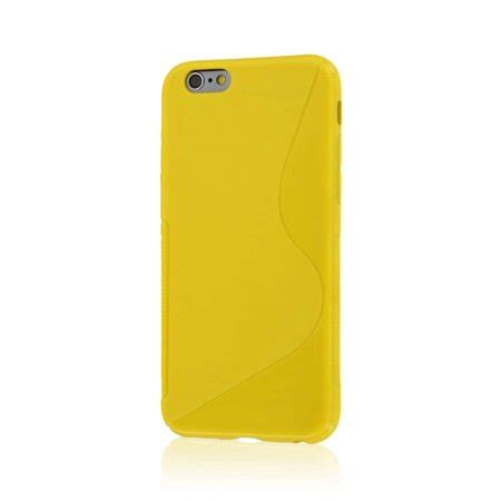iphone 6 iphone 6s yellow mpero flex s series protective for apple iphone 6