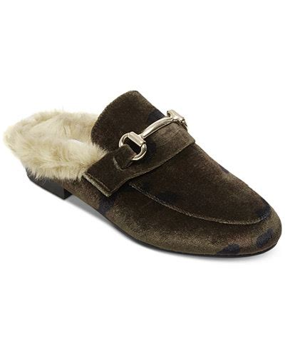 steve madden s slide on mules mules slides shoes macy s