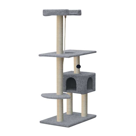 floor to ceiling l cat climbing pole floor to ceiling gurus floor