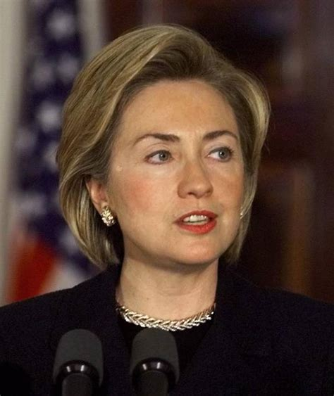 computer hairstyles for hilary clinton photo gallery hillary clinton through the years the