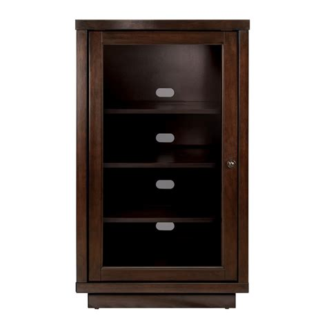 Audio Tower Cabinet Home Furniture Design