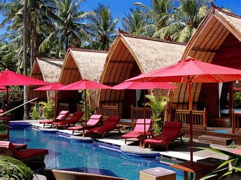 Cottage Gili Trawangan by A Complete Guide To Quality Accommodation In Gili