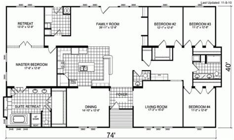 bedroom triple wide floor plans web hot bestofhouse net triple wide mobile homes floor plans 17 photos